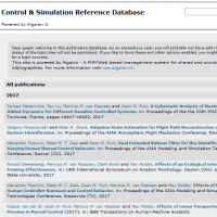 Picture of CS Reference Database
