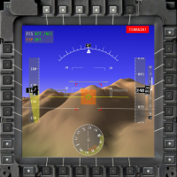 Picture of Ecological approach to pilot terrain awareness