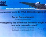 NVvL Wittenbergprijs nomination MSc thesis Sarah Barendswaard