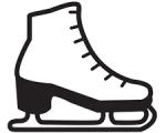 Ice skating time